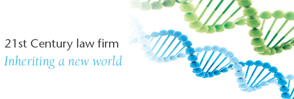 21st Century law firm - Inheriting a new world