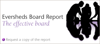 Eversheds Board Report 2