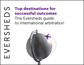 Eversheds guide to international arbitration