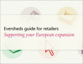 Eversheds guide for retailers