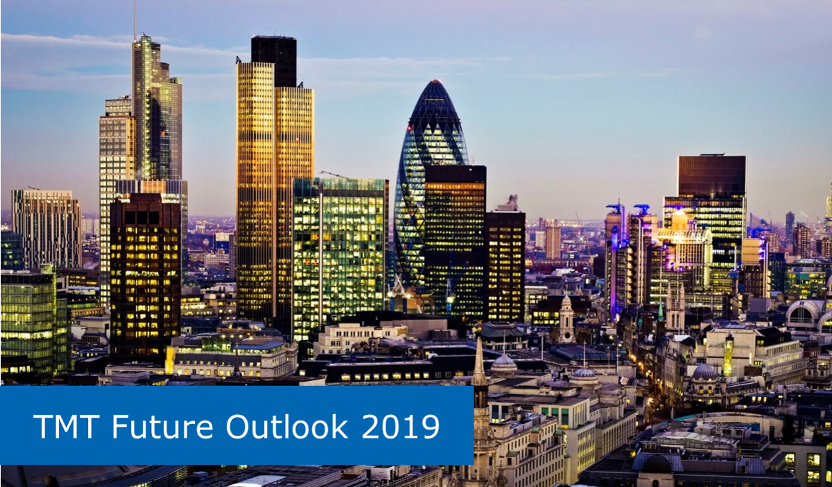 Welcome | TMT Outlook 2019