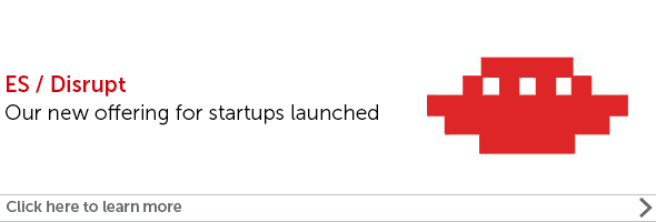Our new offering for startups launched - ES / Disrupt