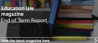 Instep - Education law magazine