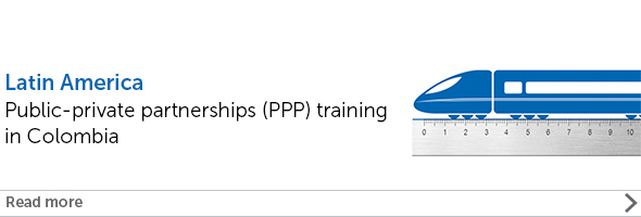 Public-private partnerships (PPP) training in Colombia