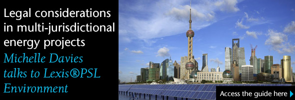 Legal considerations in multi-jurisdictional energy projects