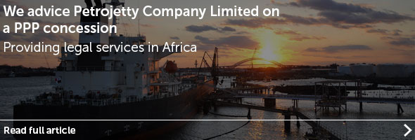 Eversheds brings Sierra Leone Oil & Gas PPP development in to port