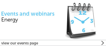 Energy events and webinars