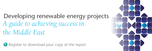 Developing Renewable Energy Projects: A guide to achieving success in the Middle East
