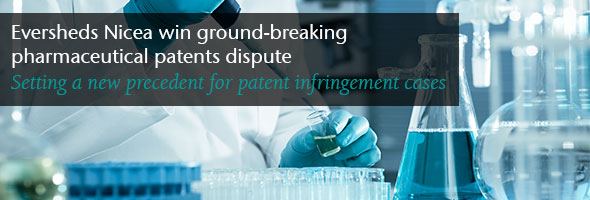 Life sciences - Ground breaking patent case