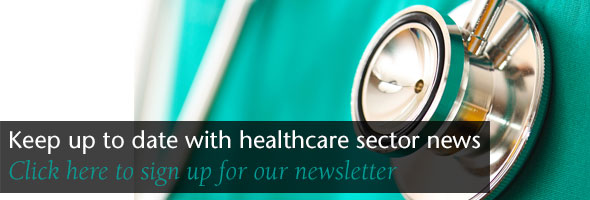 Healthcare - subscribe to our newsletter