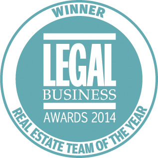 Legal Business Awards 2014 - Real Estate Team of the Year