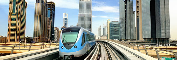 Middle East - Dubai's Rail Regulations