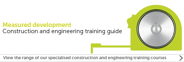 Construction training guide
