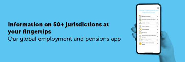 interactive employment pensions guide