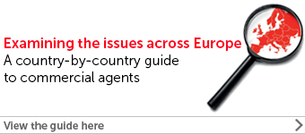 European commercial agency guide