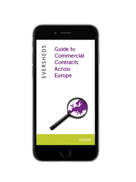 Commercial contracts - iPhone and iPad app