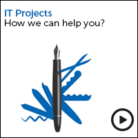 IT projects how we can help you - view the video