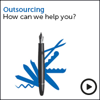 Outsourcing how can we help you? - view the video