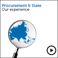 Procurement, Our experience - view the video
