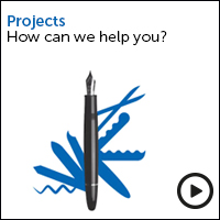 Projects how we can help you? view the video