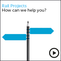 Rail projects how we can help you? view the video