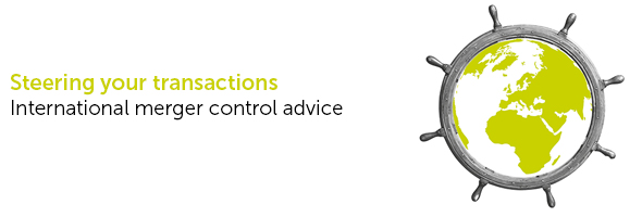 Steering merger control legal advice