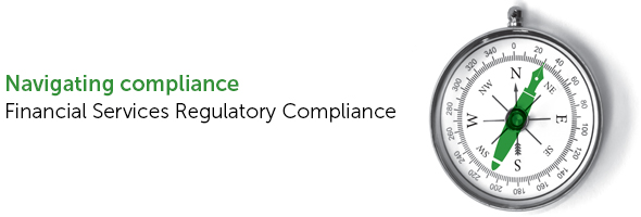 Financial Services Regulatory Compliance - Global consulting