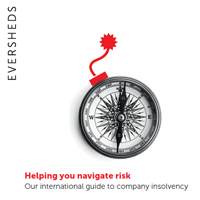 The Eversheds international guide to company insolvency