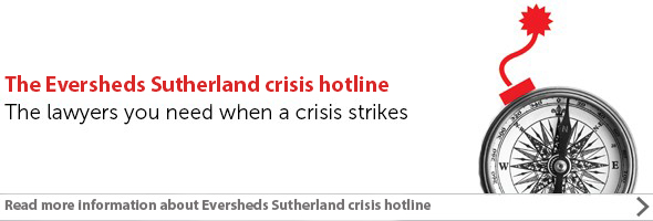 Read more about Eversheds crisis hotline