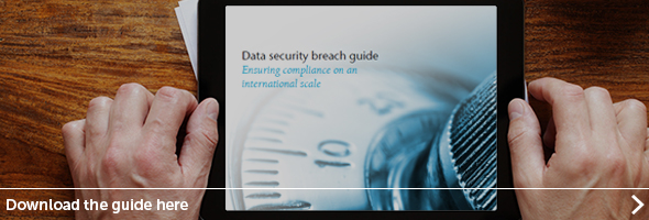 Data security breach guide
