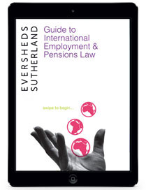 View our employment and pensions guides on your iPad