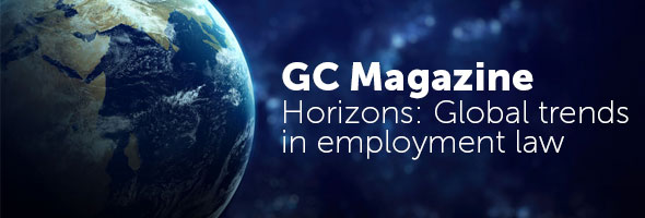 GC Magazine - Global trends in Employment and Law