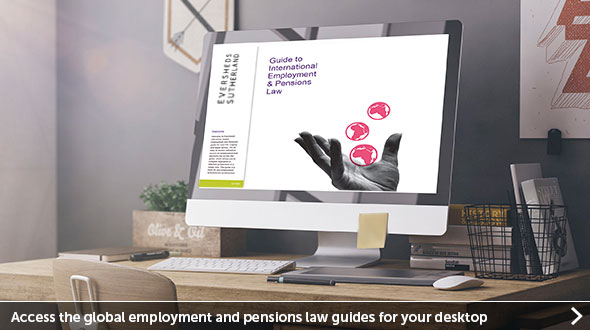 View our employment and pensions guides on your laptop