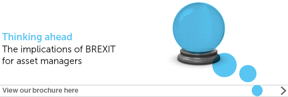 Thinking ahead - the implications of BREXIT for asset managers