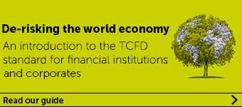 De-risking the world economy banner