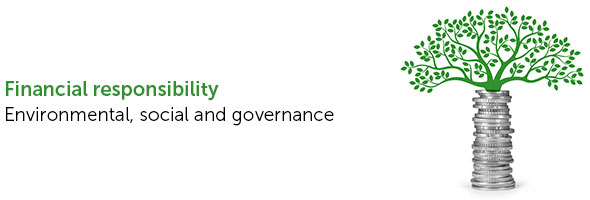 Our environmental, social and governance (ESG) hub
