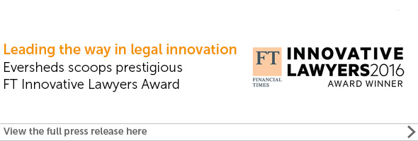 Financial times award 2016