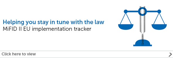 MiFID tracker