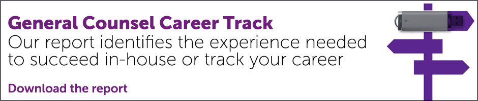 General Counsel Career Track Banner