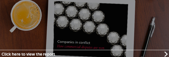 Companies in conflict - view the report today!