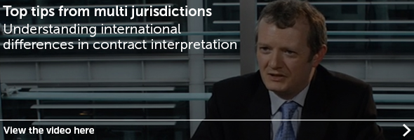 Understanding international differences in contract interpretation - video