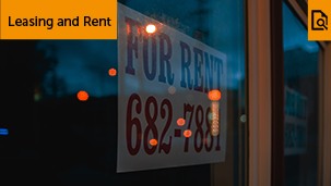 Leasing and rent