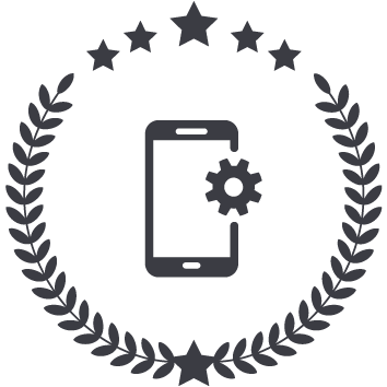 Legal technology icon