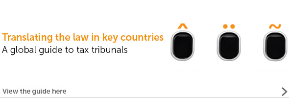 Eversheds guide to global tax tribunals