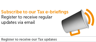 Subscribe to get tax legal updates and briefings. Join the Eversheds tax mailing lists to hear about events, publications and expert opinion on a variety of tax issues and markets.