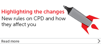 New rules on CPD and how they affect you